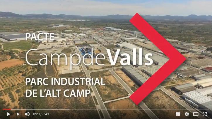 Es presenta el projecte de promoció industrial