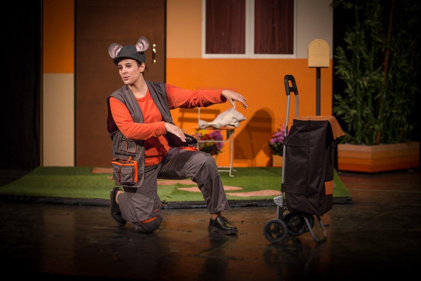 El Replà Produccions clourà el cicle familiar amb el musical Ai rateta, rateta