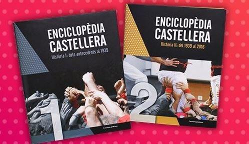 Presentació a Valls dels dos primers volums de l'Enciclopèdia Castellera