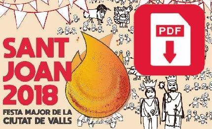 Festa Major de Sant Joan 2018 - 23 de juny