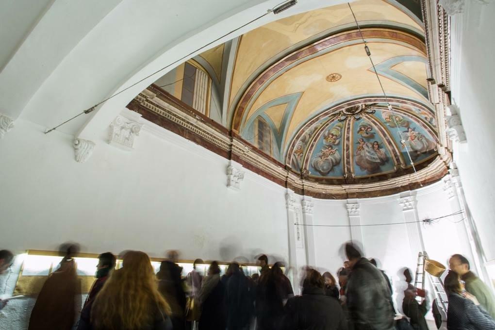 La Capella de Sant Roc de Valls, nominada als Premis de l'Associació Catalana de Crítics d'Art