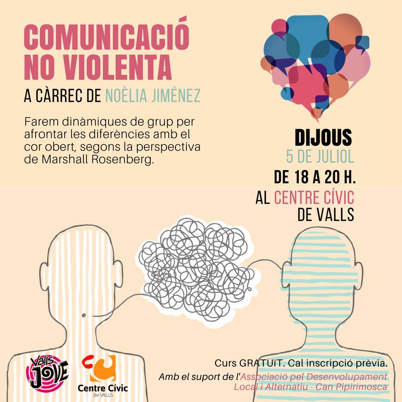 Comunicació no violenta estiu