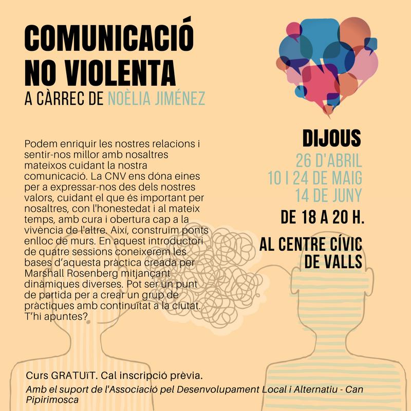 Comunicació no violenta