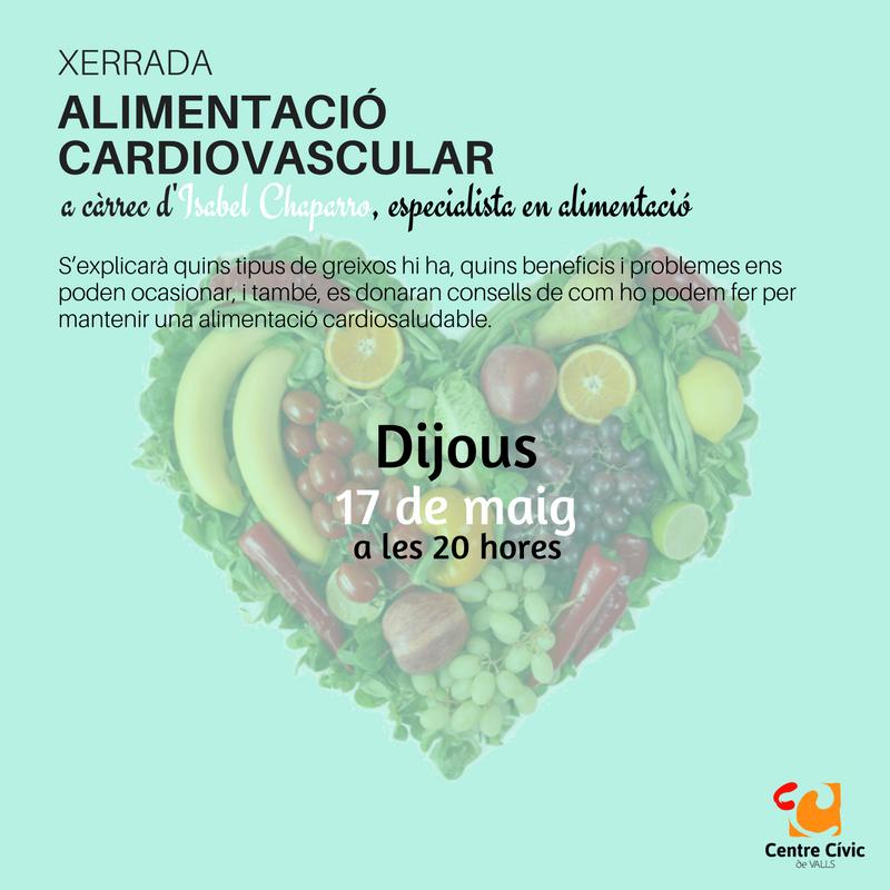 Alimentació cardiovascular