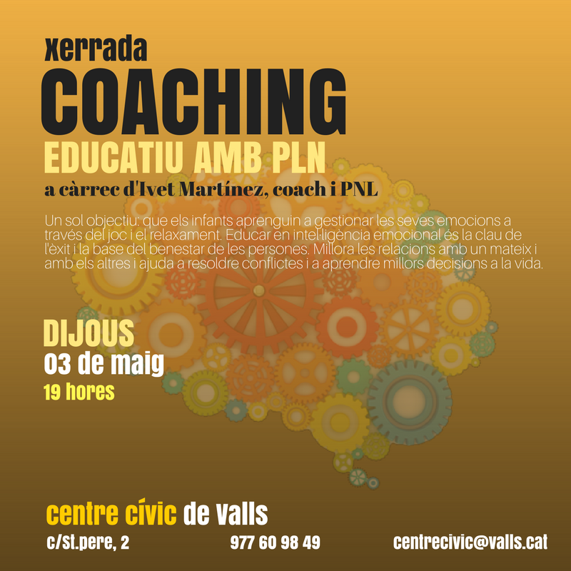 Coach educatiu amb PNL