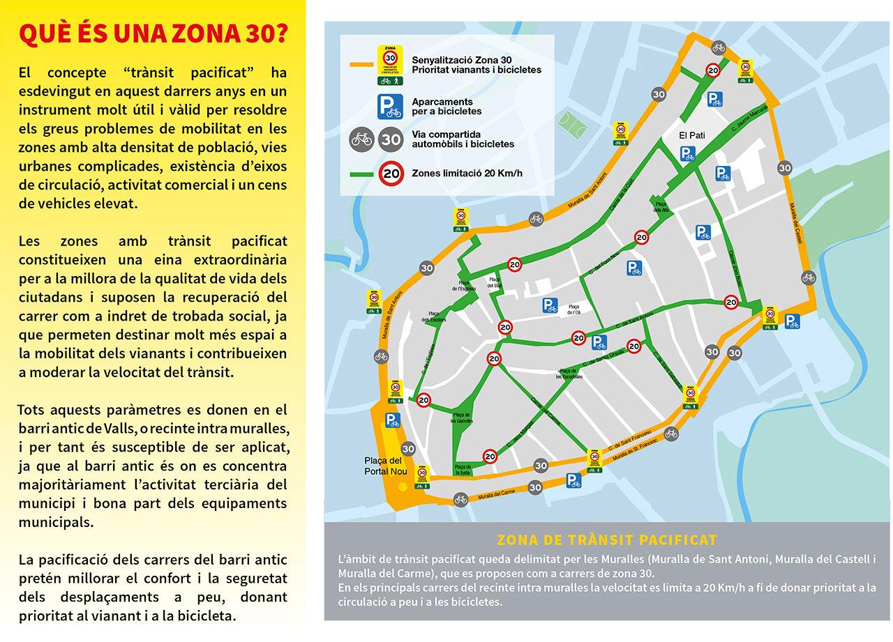 fullet TRANSIT zona 30 1
