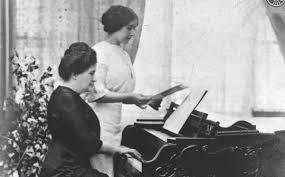 """""""El Dia de la compositora"""" dedicat a Narcisa Freixas, pianista i pedagoga, en el 160è aniversari del seu naixement"""