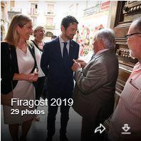 Un Firagost multitudinari omple la gran Festa Major del Camp Català