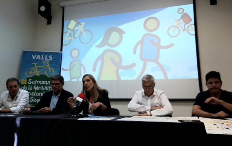 Valls celebrarà la Setmana Europea de la Mobilitat i la 30a edició de la Festa de la Bicicleta