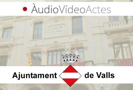 Àudio  Vídeo Actes