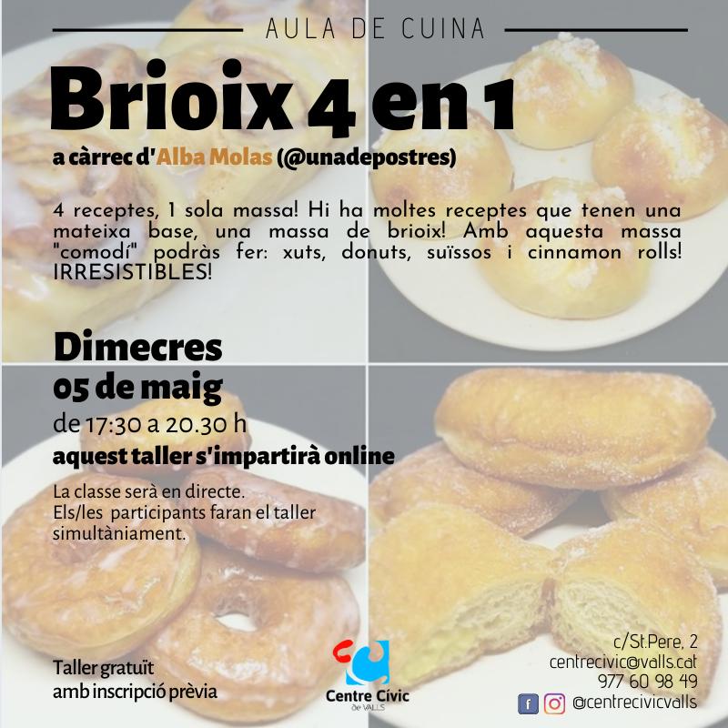 Brioix 4 en 1