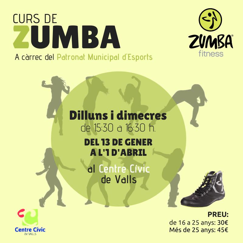 Curs de Zumba
