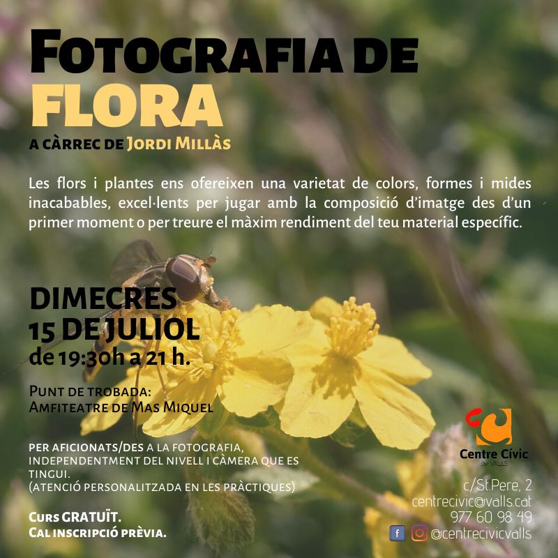 Fotografia de flora