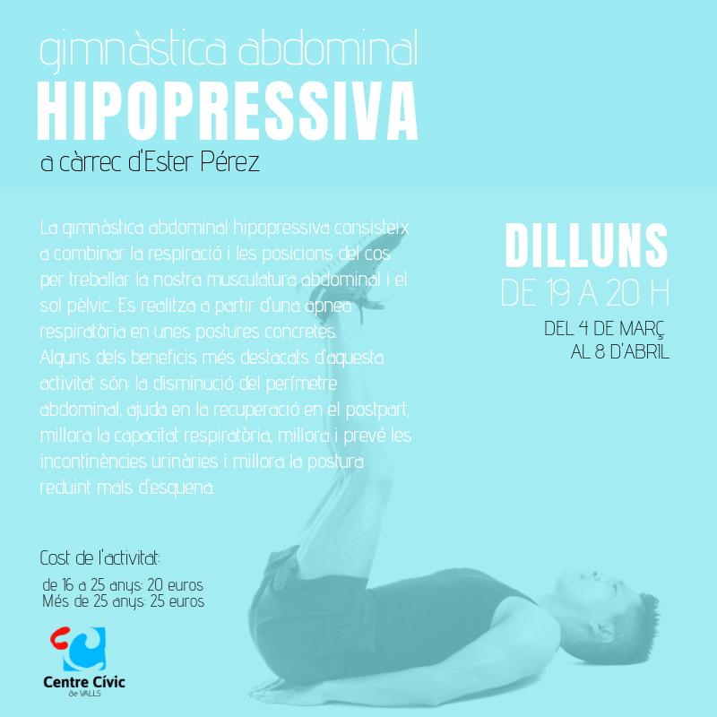 Gimnàstica hipopressiva