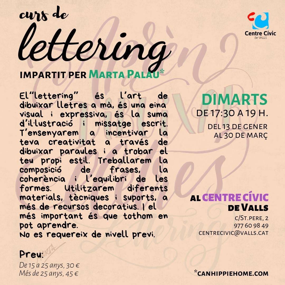 Curs lettering
